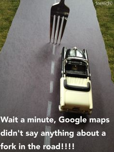 What the fork?