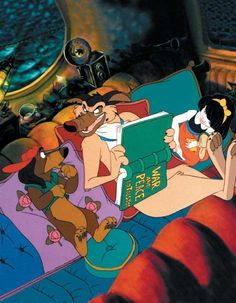 All Dogs Go to Heaven (Don Bluth, 1989)