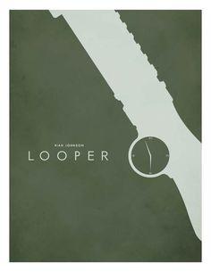 Minimalist Movies Posters pt. II by Adam Thompson, via Behance