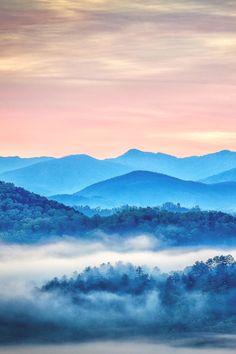 Great Smoky Mountains National Park, USA   Eduardo Lierandi