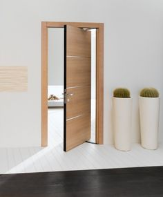 There are basically two types of barn door hardware. The first is a rustic, flat track sliding door system The second is a more modern roller and track style Door Design, Interior, Pivot Doors, Wood Doors, Doors Interior, Wood Doors Interior, Sliding Barn Door Hardware, Sliding Doors, Glass Doors Interior