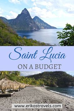 St Lucia is not a traditional budget destination. In fact, the Caribbean as a whole is set up for luxury travel. But traveling St Lucia on a budget is possible with these travel tips! This guide comes complete with best places to stay, food to eat, and be Romantic Vacations, Romantic Travel, Dream Vacations, Vacation Spots, Italy Vacation, Top Destinations In Usa, Places To Travel, Honeymoon Destinations, Luxury Travel