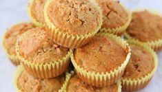 Almond Flour Cinnamon Muffins - Nutritious Minimalist Almond Flour Blueberry Muffins Recipe, Banana Carrot Muffins, Lemon Muffins, Almond Flour Recipes, Cinnamon Muffins, Orange Muffins, Fodmap Recipes, Healthy Recipes, Keto Recipes