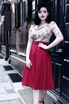 Tara Starlet | Dancing Skirt