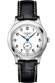 Longines 'Heritage 1940' Watch from #Tourneau