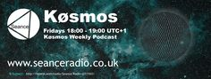 Tune in to Seance Radio Fridays 18:00 UTC+1 for #Techno with the Kosmos Podcast