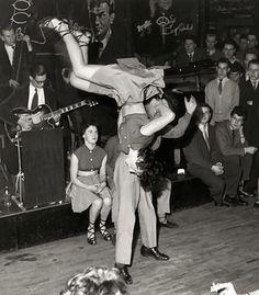 swing dance ;)
