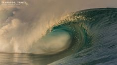 Teahupoo by Jeremiah Klein via F-STOP JULY 2012 | SURFLINE.COM