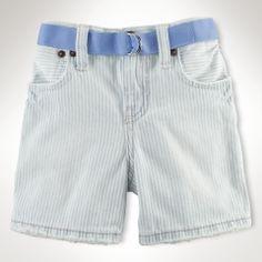 Henderson-Wash Utility Short - Infant Boys Shorts - RalphLauren.com