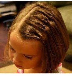 childrens hairstyles for school kids hairstyles for girls kid hairstyles girl easy little girl hairstyles kids hairstyles braids easy hairstyles for school step by step quick hairstyles for school easy hairstyles for girls Easy Hairstyles For Kids, Pretty Hairstyles, Bob Hairstyles, Girly Hairstyles, Little Girl Short Hairstyles, Child Hairstyles, Teenage Hairstyles, Summer Hairstyles, Girls Hairdos