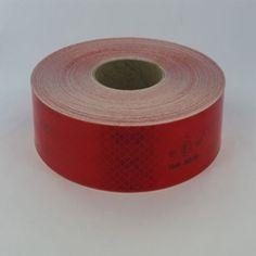 3M™ Diamond Grade™ Vehicle Marking Tape Series 997 - Red 52mm x 50m  1 Roll