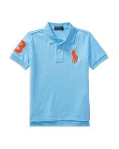 Ralph Lauren Childrenswear Boys' Polo - Little Kid
