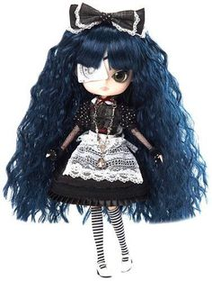 Groove Pullip Dal Lunatic Alice In Wonderland Doll #D-117