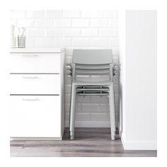 JANINGE Stol med armlener  - IKEA