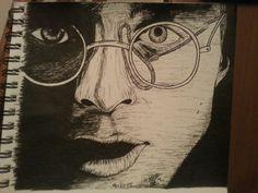Daniel Radcilffe portrait! 9-21-15 Kat Bogue