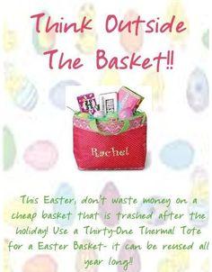 31 Easter Basket