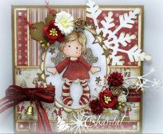 Cards made by Chantal: CCWS #64 - Little Tilda