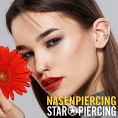 Piercingringe von Star Piercing sind flexibel. Geeignet für Nasenpiercing, Helix, Tragus usw. Ring Rosegold, Star Wars, Tragus, Earrings, Ear Rings, Stud Earrings, Ear Jewelry, Starwars, Hoop Earrings
