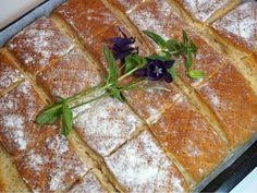 Rågsiktskaka i långpanna Pizza, Lasagna, French Toast, Sandwiches, Food And Drink, Cooking Recipes, Victoria, Bread, Breakfast