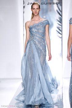 dress by Jack Guisso