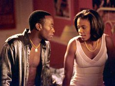 Throwback of the Day: Omar Epps and Sanaa Lathan in the movie Love & Basketball. Movies To Watch List, Movie List, Good Movies, Movie Tv, 90s Movies, Indie Movies, Iconic Movies, Meg Ryan, Patrick Dempsey
