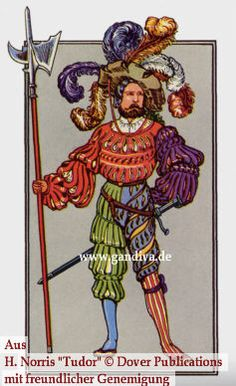 16th century costume - Google Search