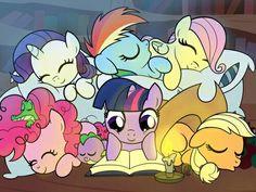Image via We Heart It https://weheartit.com/entry/139020533/via/26813764 #M #MLP #pony #rainbow #twilight #twilight_sparcle