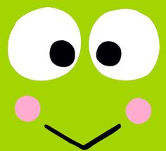 The Contemplative Creative: Project : Keroppi Gift Bag