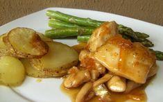 Recipe of turkey breast with orange - Recipes Cook Turkey Recipes, Mexican Food Recipes, Real Food Recipes, Chicken Recipes, Cooking Recipes, Yummy Food, Healthy Recipes, Chicken Meals, Easy Recipes