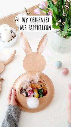 Easter Crafts For Kids, Diy For Kids, Diy Craft Projects, Diy And Crafts, Diy Presents, Fathers Day Crafts, Easter Treats, Happy Easter, Ideas