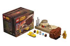 LEGO Star Wars Celebration 2015 - Tatooine Mini-Build