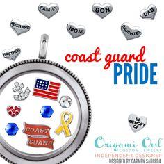 Coast Guard www.ALocket2Love.OrigamiOwl.com https://www.facebook.com/ALocket2Love