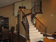 Staircase Remodel by Orange Stair