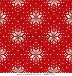Sweater Patterns, Knit Patterns, Knitting Blankets, Winter Holidays, Snowflakes, Projects To Try, Cross Stitch, Tapestry, Design