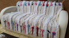 "63""X56"" Moroccan wedding blanket wool  / Moroccan interior design / Handira wedding blankets /"