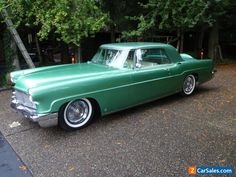 1956 Lincoln Mark Series mark2 #lincoln #markseries #forsale #canada