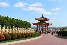 Fo Guang Shan, Kaohsiung, Taiwan