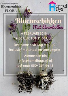 #bloemschikken #bloembollen