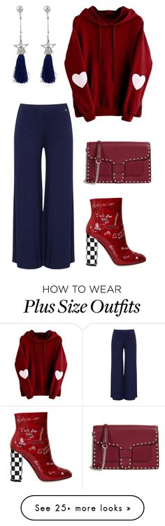 """""""Untitled #2481"""" by aqualyra on Polyvore featuring Dolce&Gabbana, Mat, WithChic and Rebecca Minkoff"""