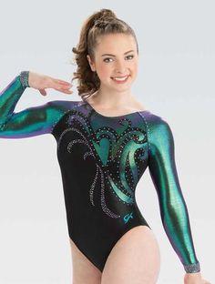 e8274b8fe517 41 bästa bilderna på long sleeve gymnastics leotards