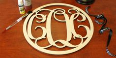 Craft Cuts - Great affordable site for personalized monograms, letters, words, signs, shapes, stencils, etc. 100% satisfied with the last order I placed!