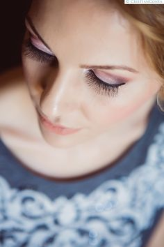 Caterina and Bogdan ~ fotografii de nunta Bridal Makeup, Septum Ring, Wedding Makeup, Wedding Beauty