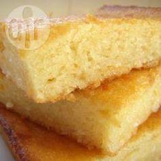 Bolo de arroz @ allrecipes.com.br