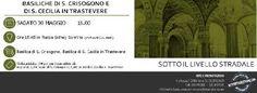 LE BASILICHE DI S. CRISOGONO E DI S. CECILIA IN TRASTEVERE - Tumit Eventi