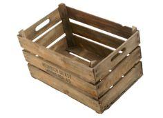 Où trouver des caisses de bois pour réaliser une déco originale et pas chère