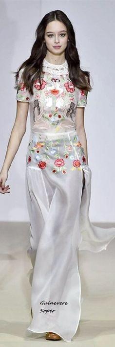 Vivetta Ponti Fall Winter 2015 2016 Milan  (VIVETTA, Fashion shows • Milano Moda Donna F/W 2015/2016)