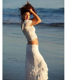 Romantic Wedding Puff Corset Top by Marrika Nakk