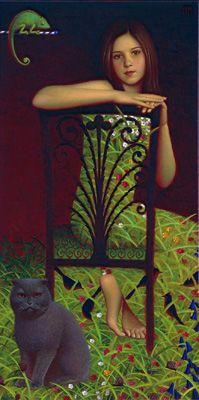 Polina's portret - Andrey Remnev