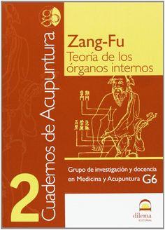 Cuaderno que desarrolla la teoría de los Zang Fu (órganos internos según la medicina china), basado en la práctica médica, la anatomía, la fisiología y la patología, y la aplicación al ser humano de sus conceptos de energía