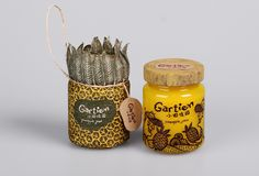 Gartien Pineapple Cake (Student Project) on Packaging of the World - Creative Package Design Gallery